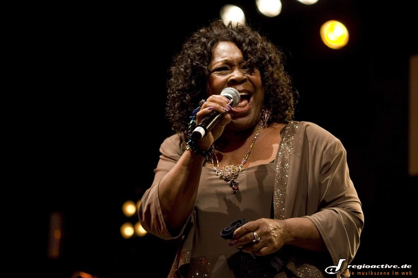 Gloria Scott (live beim Baltic Soul Weekender 2012)