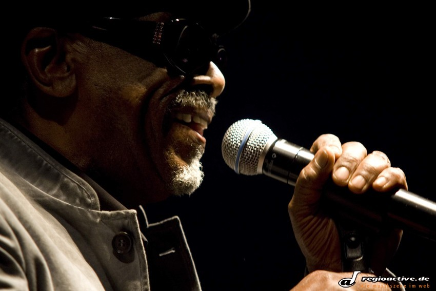 Leon Ware (live beim Baltic Soul Weekender 2012)