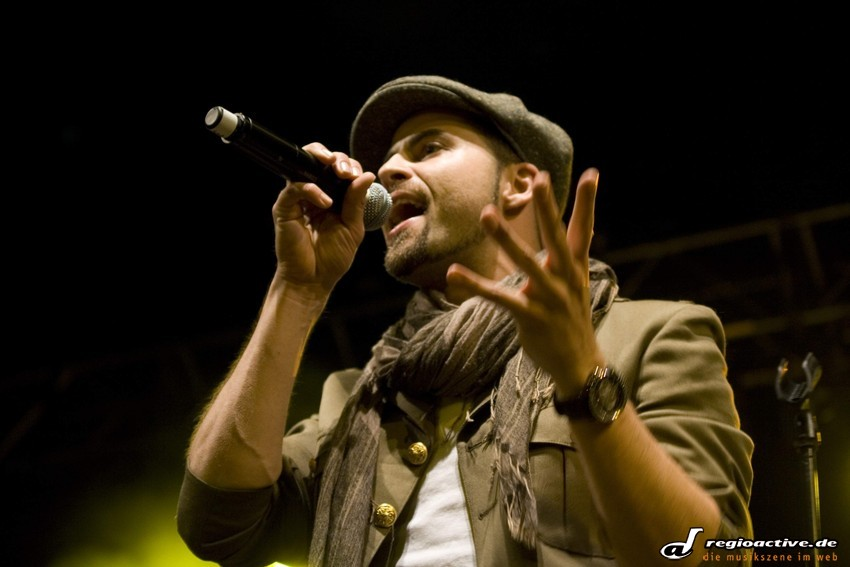 Mic Donet (live beim Baltic Soul Weekender 2012)