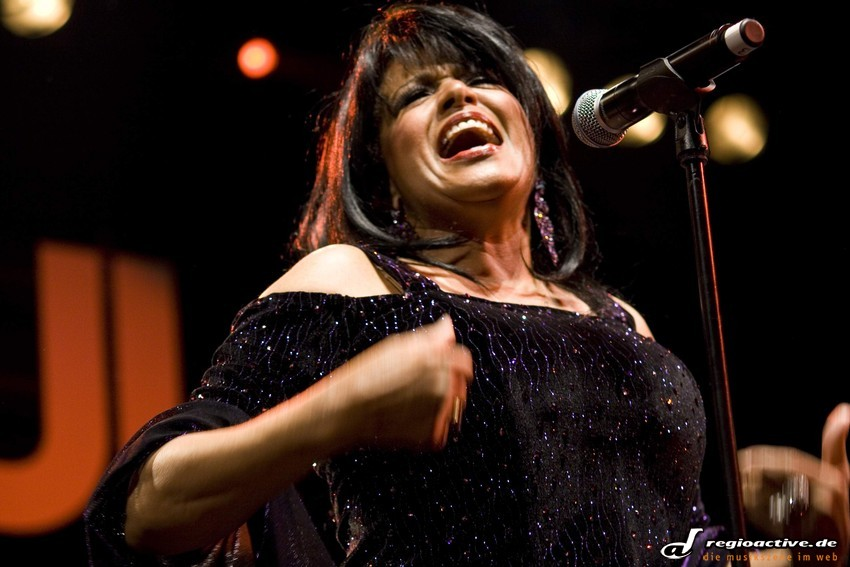 The Supremes (live beim Baltic Soul Weekender 2012)